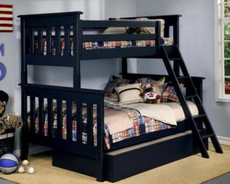 Building Plans For Bed With Trindle
