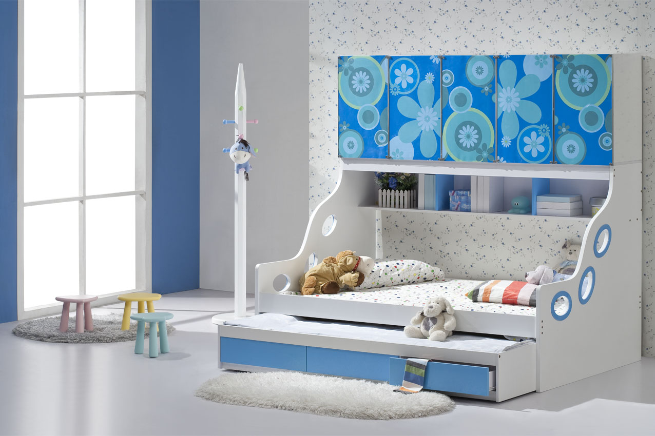 Trundle beds kids plans diy how to make quizzical48dhy for Beds for kids