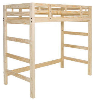 College Dorm Loft Bed Plans Building PDF Plans woodworking rack