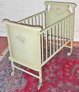 New Crib Standards Begin Today