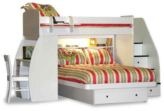 queen size loft bed building plans