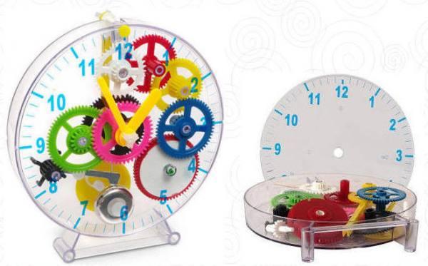 Potato Clock Kit