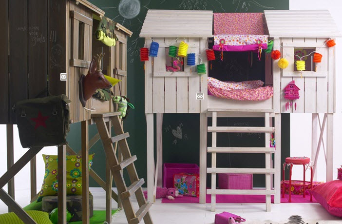 Cabin Bed Plans Free