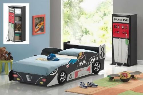 Child Race Car Bed Plans