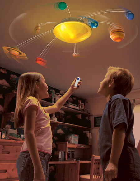 Light Up Solar System