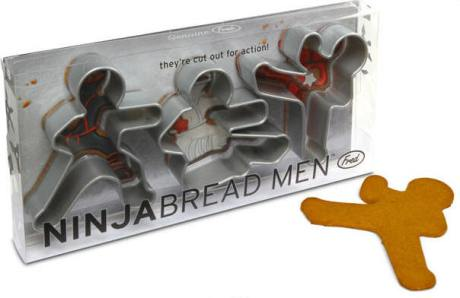 Ninjabread men at Totally Kids fun furniture and toys