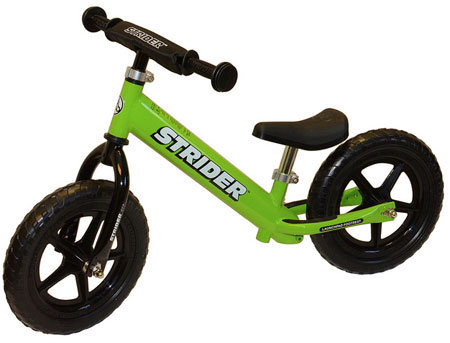 Strider Balance Bike at Totally Kids fun furniture and toys