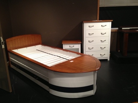 Boat Bed at Totally Kids fun furniture and toys