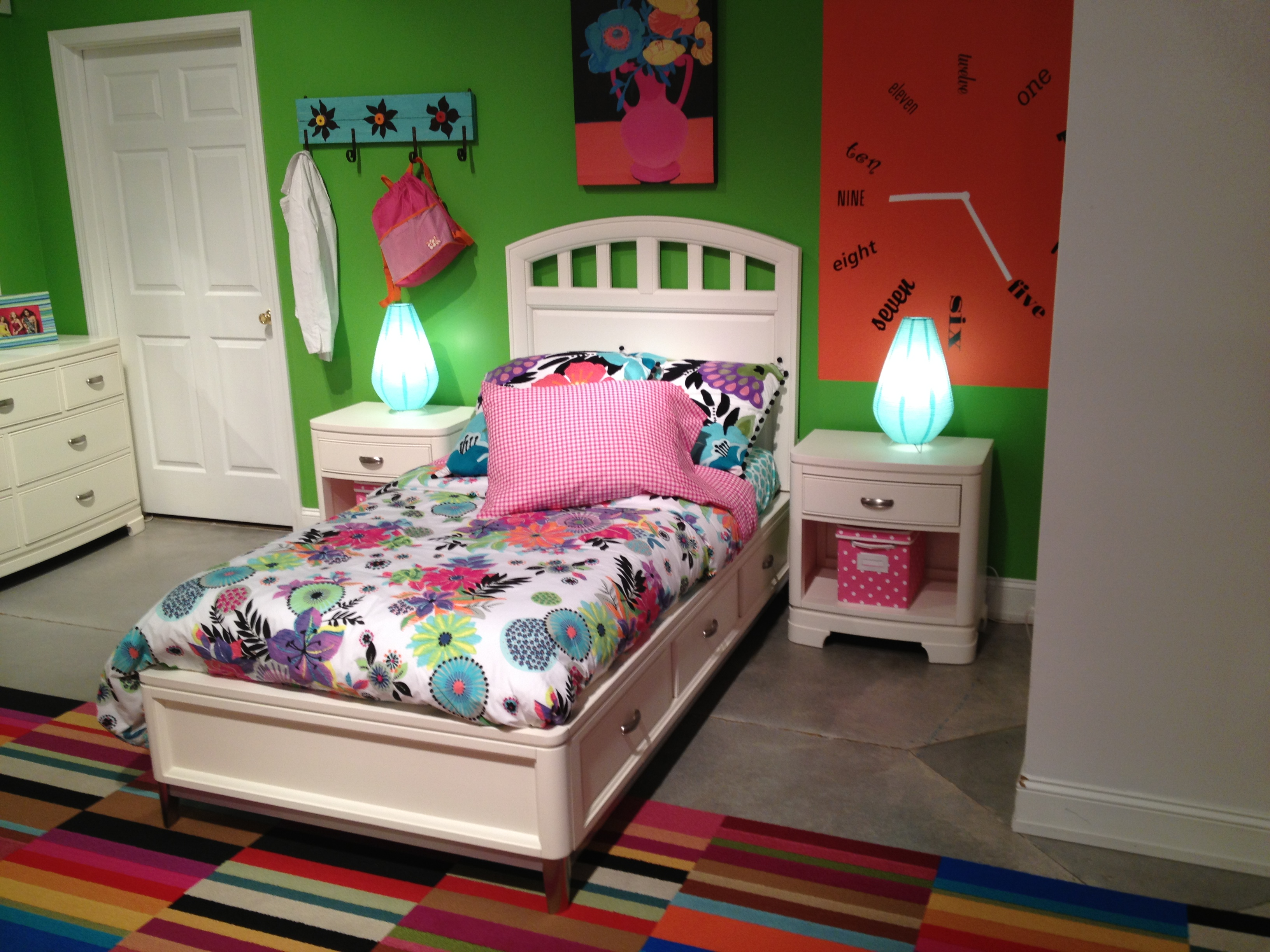 Time for Bed at Totally Kids fun furniture and toys. decorating kids bedrooms