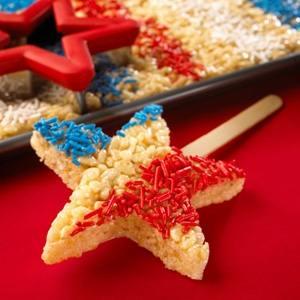 Krispie Stars