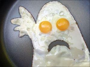 Egg-Ghost