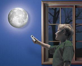 Moon in My Room with boy