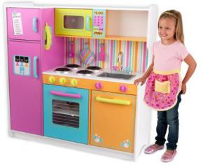 Kitchens at Totally Kids fun furniture and toys