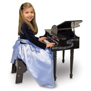 Baby Grand Piano at Totally Kids