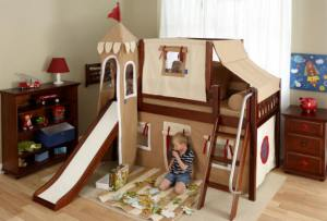 Frankie's Fun Fort at Totally Kids