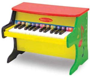 Learn to Play Piano at Totally Kids fun furniture and toys