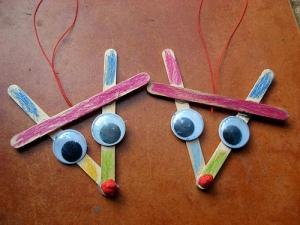 Reindeer sticks
