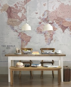 Kitchen map