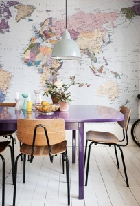 purple accent map