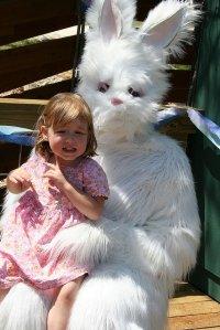Bunny or Bigfoot