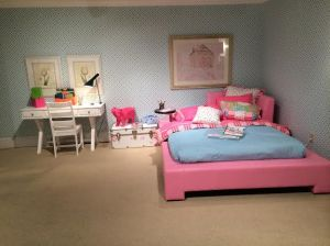 Corner Lounge Bed