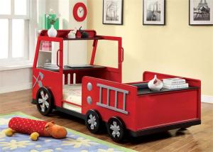 fire truck bunk beds |