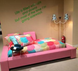 Sideways Bed