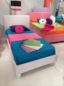 Upholstered Twin Beds