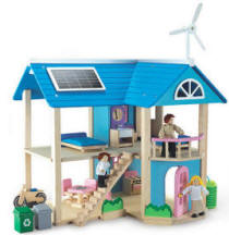 Eco Dollhouse