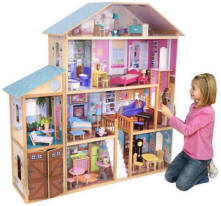 Diy Doll House From Popsicle Sticks