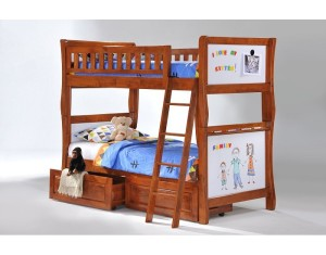 Scribbles Bunk Beds
