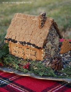 Birdseed House