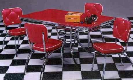 Betty Boop Retro Diner Set