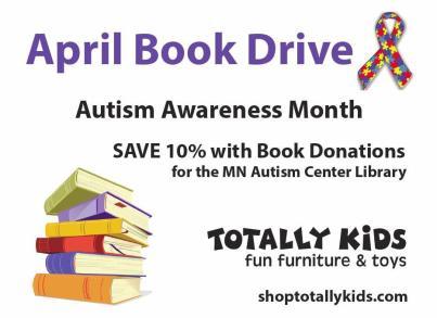 Autism Book Drive