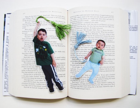 Bookmark for fathers