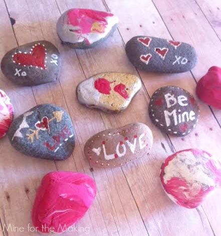 painted-rocks