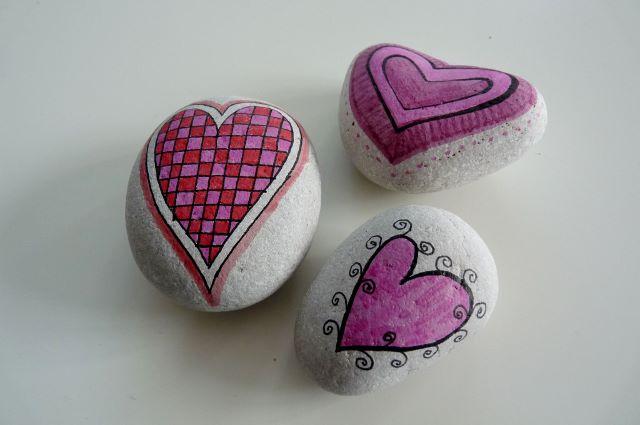 pretty-hearts