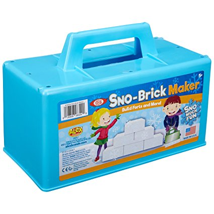 snow-brick-maker
