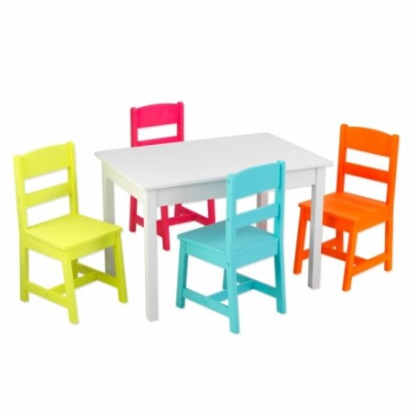 Table & Chairs at Totally Kids
