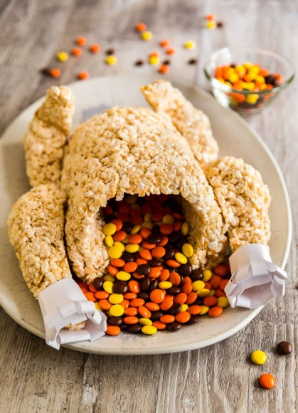 Rice-Krispie-Treat-Turkey-The-Life-Jolie-9