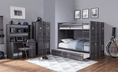 shipping_container_full_size_gray_metal_bunk_beds_rome_scene