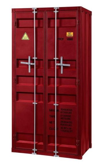 shipping_container_red_metal_storage_cabinet